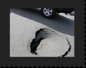 ямы на дорогах куда жаловаться