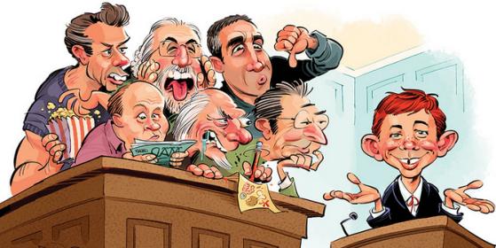 рассмотрение дела судом присяжных